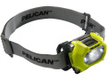 PELICAN(ペリカン)ライト 2765 ヘッドランプ YELLOW [イエロー] [027650-0103-245] LEDライト 懐中電灯