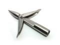OMER(オマー) SPARE TIPS DELTA MEDIUM BARBS 水中銃用モリ先 ネジ径7mm/全長80mm 【3603】