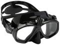 CRESSI(クレッシィ)GoProマウント アクションカメラ対応マスク ブラックシリコン スキューバダイビング [415050]