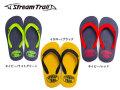 STREAM TRAIL (ストリームトレイル) ◆ ST ビーチサンダル 子供用 beach sandal Kids (18-21cm) ※要在庫確認