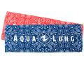 AQUALUNG(アクアラング) スポーツタオル 110x40cm