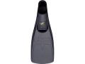GULL(ガル) ハードミュー MEW フルフットラバーフィン ブラック サイズ:S、MS、M、L、XL [GF-2221-2225]  ダイビング用フィン スキューバダイビング スノーケリング スキンダイビング