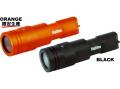 BIGBLUE ◆ CF-450 スポット・ワイド切換可能 水中ライト ブラック