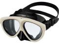 GULL (ガル) MANTIS 5 マンティス5 ブラックシリコンマスク ディライトサンド [GM-1036] ダイビング用マスク スキューバダイビング スノーケリング スキンダイビング