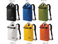 GULL(ガル) GALLANT Series BACKPACK TYPE WATER PROTECT SNORKELING RUCKSACK ウォータープロテクトスノーケリングリュックIII [GB-7144] ダイビング用バッグ スキューバダイビング スノーケリング スキンダイビング