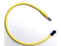AQUALUNG(アクアラング) TFオクトパス用クイックコネクター中圧ホース イエロー 100cm