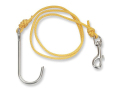 AQUATEC(アクアテック) カレントフック ロープ約100cm スイベルフック付き [RDH-100]