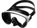 GULL (ガル) ABEAM アビーム シリコンマスク スーパーホワイト [GM-1432] ダイビング用マスク スキューバダイビング スノーケリング スキンダイビング