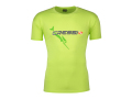 Cressi(クレッシー) Tシャツ ライム 「team CRESSI」