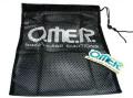 OMER(オマー) GAME BAGS 40cm x 60cm BLACK フィッシュネット【6254】