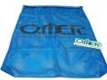 OMER(オマー) GAME BAGS 50cm x 80cm BLUE フィッシュネット【6255】