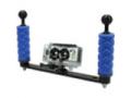 Fisheye(フィッシュアイ) GoPro 3Dダブルグリップトレーセット