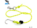 IST PROLINE(アイエスティ プロライン) ダイビング カレントフック [JL-4] 約150cm ダイビング用品