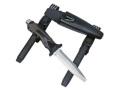 AQUATEC(アクアテック)ミリタリースキューバブラントチップナイフ 全長:250mm [KN-250SB] ダイバーナイフ ステンレス