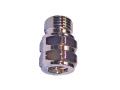 METALSUB(メタルサブ) Metalsub Regulator Hose Fitting union レギュレターホース連結用アダプター 9/16(オス)から3/8(メス) スキューバダイビング用品 メンテナンス