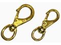 BBC(ビービーシー) 真鍮スナップスイベル ★ 便利な2サイズをご用意。