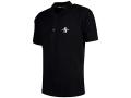 SCUBAPRO(スキューバプロ)ポロシャツ メンズ ブラック  綿100%