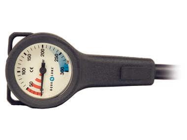 AQUALUNG(アクアラング) トラストシーゲージ(残圧計) シングルゲージ