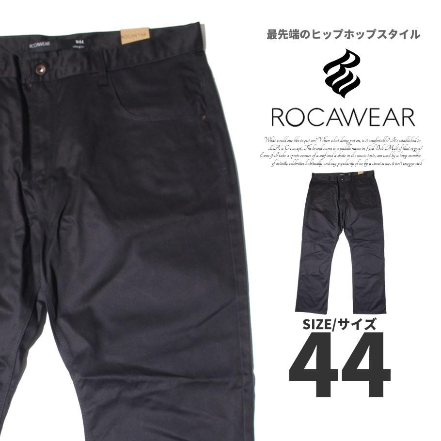 ROCA WEAR (ロカウェアー) チノパンツ メンズ EU JEAN LUNE (R1108B401) RWDT240