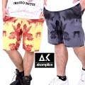 AKOMPLICE (アコンプライス) ハーフパンツ メンズ AOC Shorts APDT005
