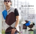 BLACK HORSE (ブラックホース) S/STEE 四色で構成されている BHTT004