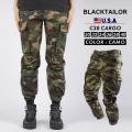 BLACKTAILOR ブラックテイラー カーゴパンツ C38 CARGO ストリート ファッション btdt010