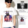 Crooks and Castles クルックスアンドキャッスルズ Tシャツ 半袖 1470712 ヒップホップ 服 B系ファッション CKT026