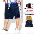 Champion チャンピオン ハーフ ワークパンツ メンズ 大きいサイズ サイドライン ロゴ ストリート系 ヒップホップ ファッション 213075 服 通販