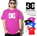 DC Shoes ディーシーシューズ 半袖 Tシャツ メンズ ロゴ 5126J929 スケーター ストリート系 ファッション 服 通販