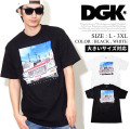 DGK ディージーケー 半袖Tシャツ メンズ 大きいサイズ Shine T-Shirt ストリート系 スケーター ヒップホップ ファッション 通販 DGTT165