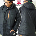 ECKO UNLTD エコーアンリミテッド 中綿ジャケット B系ファッション メンズ ekj069