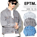 EPTM エピトミ デニムジャケット EPJT002