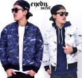 ストリート系 B系 hiphop ヒップホップ ファッション メンズ 通販 EYEDY  アイディー  MA-1ジャケット メンズ  EYE-JKT1517  EYJT079