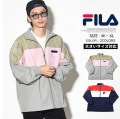FILA フィラ ナイロンジャケット メンズ hiphop ヒップホップ ファッション 通販 FM9198 FLJT006