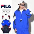 FILA フィラ ウィンドブレーカー ナイロンジャケット メンズ ジャージ b系 hiphop ヒップホップ ストリート ファッション 通販 FM9190 FLJT007