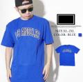 FRESHJIVE【フレッシュジャイブ】 S/S Tシャツ STYLE:1160132 カラー:マリンブルー【HIPHOP/B系ブランド】