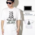 FRESHJIVE【フレッシュジャイブ】 S/S Tシャツ STYLE:1160144 カラー:ホワイト【HIPHOP/B系ブランド】 b系 ストリート系 ファッション 服 通販 激安 セール SALE