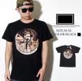 FRESHJIVE【フレッシュジャイブ】S/S TシャツSTYLE:60278カラー:ブラックfrt021-002【HIPHOP/B系ブランド】
