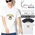 KARL KANI カールカナイ 半袖Tシャツ メンズ 大きいサイズ HIPHOP ヒップホップ b系 ファッション 通販 KK1741 KATT002