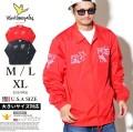 Mark Gonzales マークゴンザレス コーチジャケット メンズ 大きいサイズ ストリート系 スケーター ファッション 服 通販 2G5-9906 MGJT029
