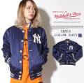 Mitchell&Ness (ミッチェル&ネス) ジャケット NY (6077A) MNJT013 b系 ストリート系 ファッション 服 通販 激安 セール SALE