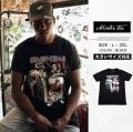 MISTER TEE ミスターティー 半袖Tシャツ メンズ 大きいサイズ エミネム Eminem Slim Shady Tee MT528 b系 ヒップホップ アーティスト ファッション MTTT013