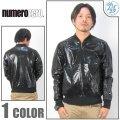 NUMERO ZERO/ヌメロゼロ/レザージャケット/008LT24/B系/ヒップホップファッションnuj005