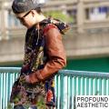 Profound Aesthetic プロファウンドエステティック パーカージャケット メンズ ヒップホップ ストリート 服 B系ファッション PAJ001