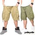 PELLE PELLE (ペレペレ) カーゴハーフパンツ メンズ PM1841501 PEDT101 b系 ストリート系 ファッション 服 通販 激安 セール SALE