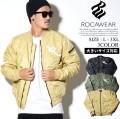 ROCAWEAR (ロカウェア) MA-1 フライトジャケット メンズ (EW003001) RWJT116