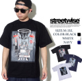 STREET WISE ストリートワイズ Tシャツ swt009