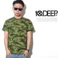10DEEP 10ディープ Tシャツ 22TD4204 tdt057