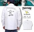 THRASHER (スラッシャー) 長袖シャツ メンズ (TH5071) TSOT010