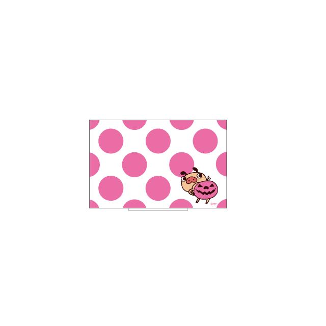 パンパカパンツ カードケース(ハロウィン/おしりカボチャ)